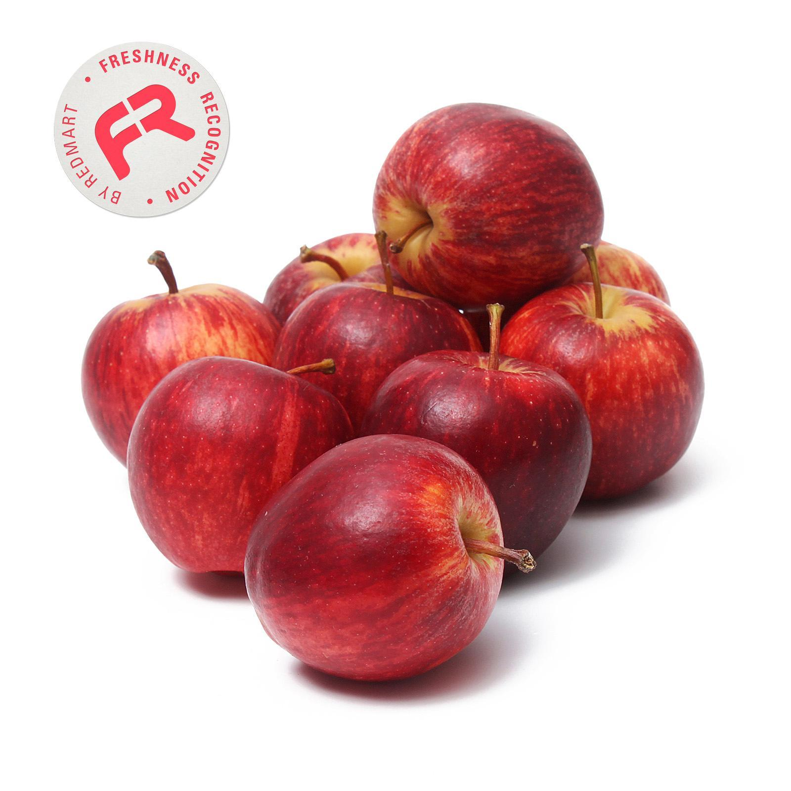 Gala Apples By Redmart.