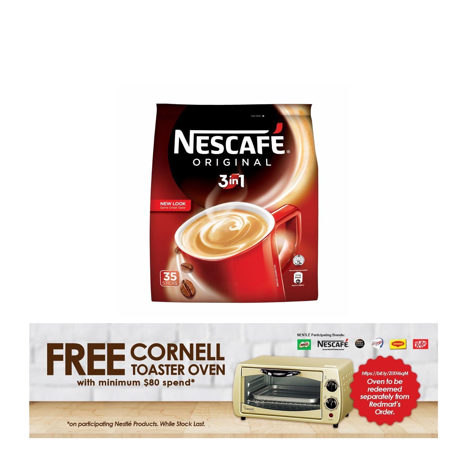 Nescafe Original 3 in 1 Instant Coffee