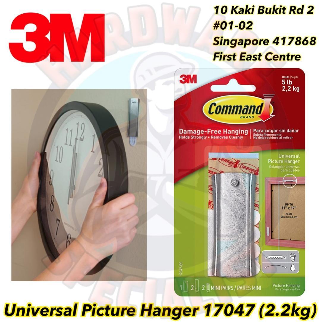 3M Command Universal Picture Hanger 17047 (2.2kg)