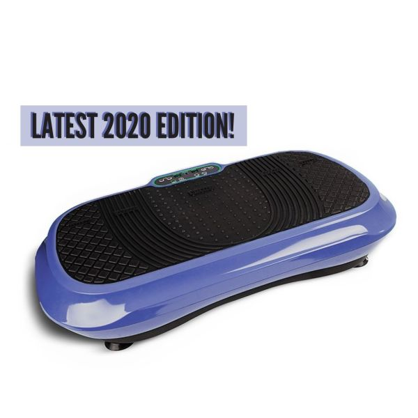 Buy MIUVO Vibofit Vibration Fitness Machine Blue 2020 Edition Singapore