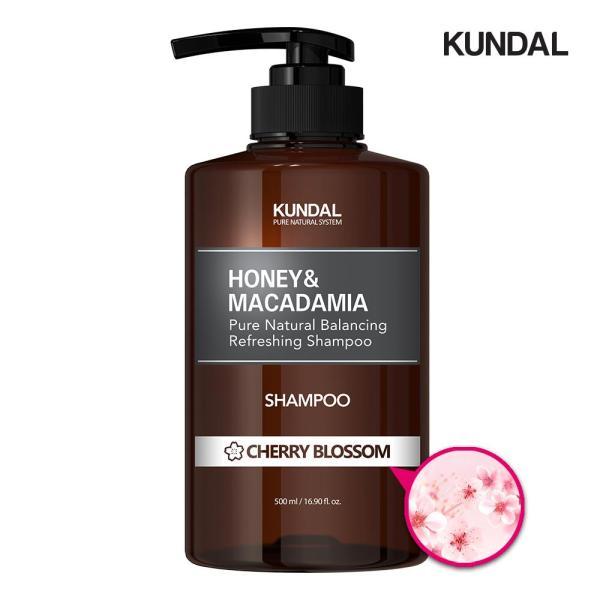Buy [KUNDAL] Nature Shampoo 500ml Cherry Blossom Singapore