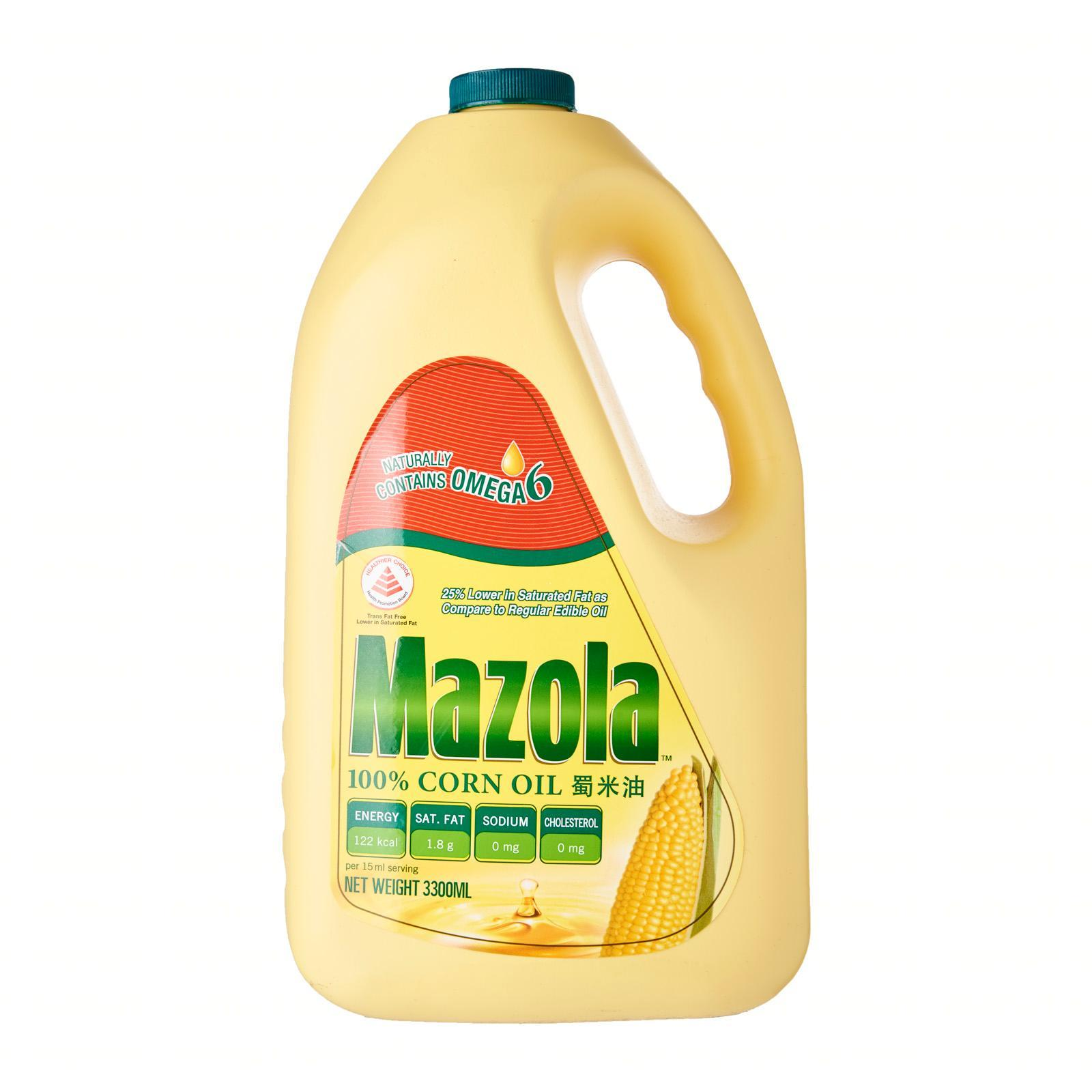 Mazola Corn Oil By Redmart.