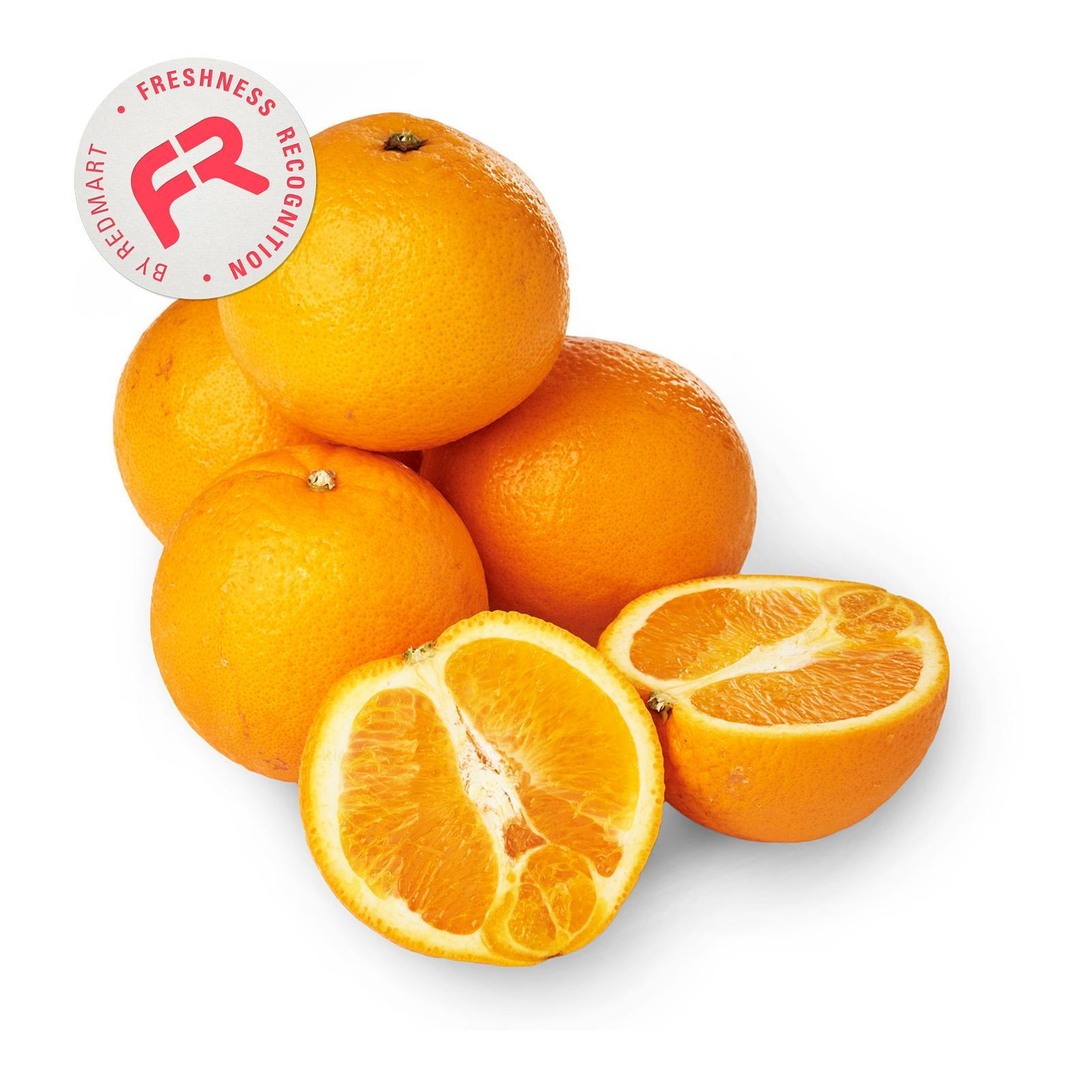 Sweet & Juicy Oranges By Redmart.