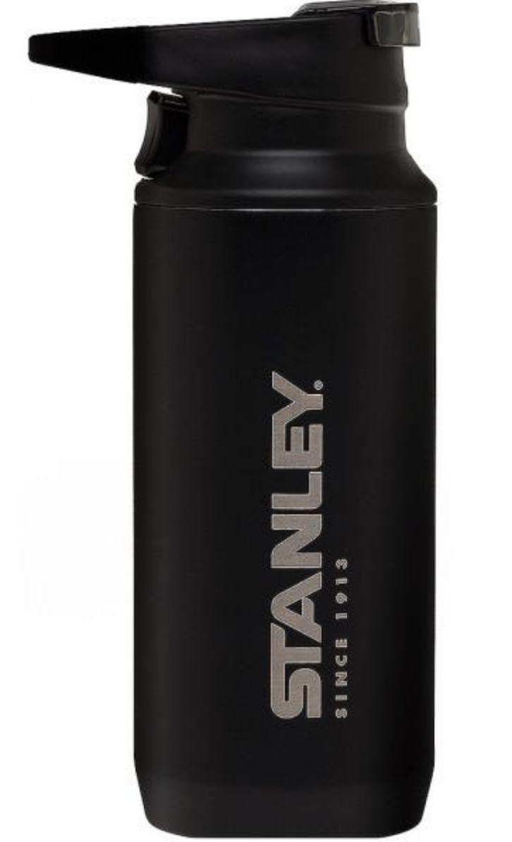 Stanley Mountain Vacuum Switchback Mug 12oz 354ml Matte Black