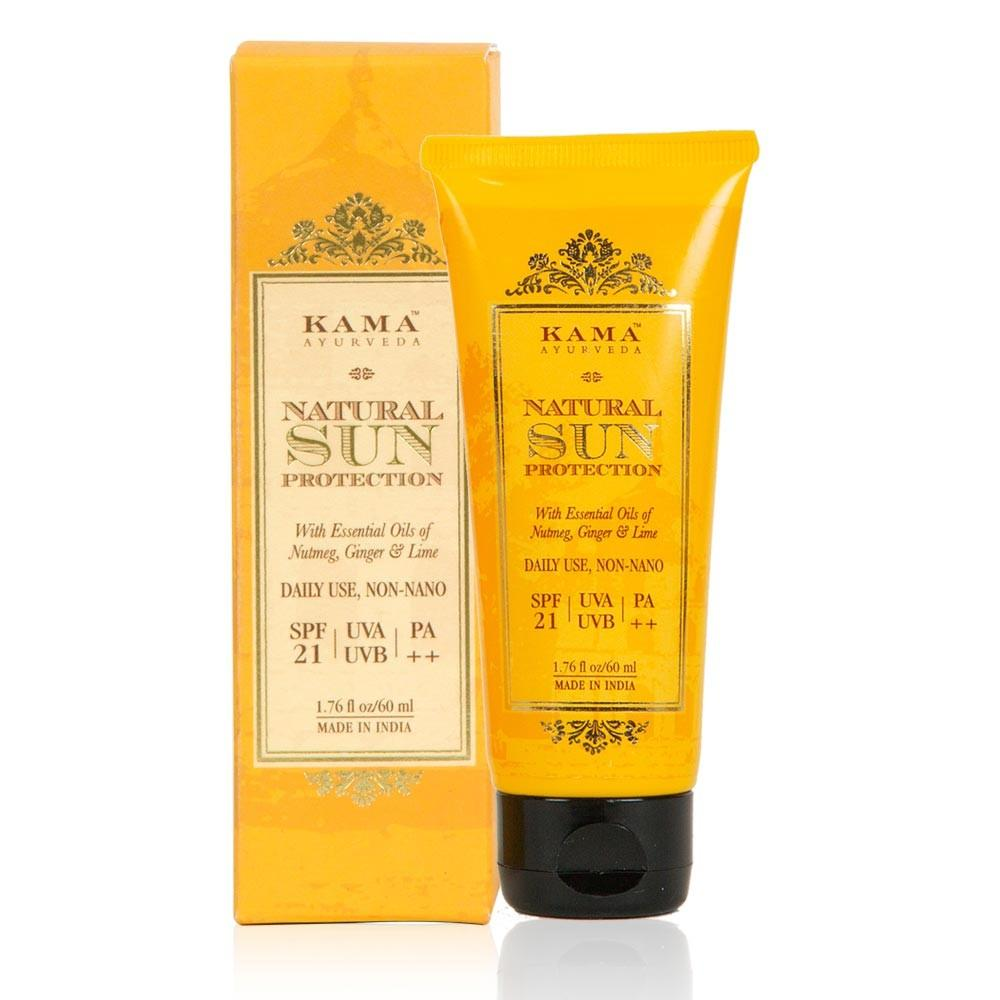 Natural Sun Protection (60 Gms) By Chosen Goods.