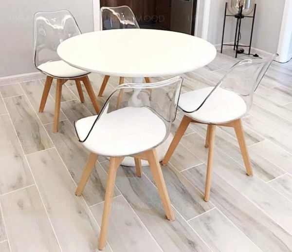 [PRE-ORDER] BREYER Modern Acrylic Dining Chair
