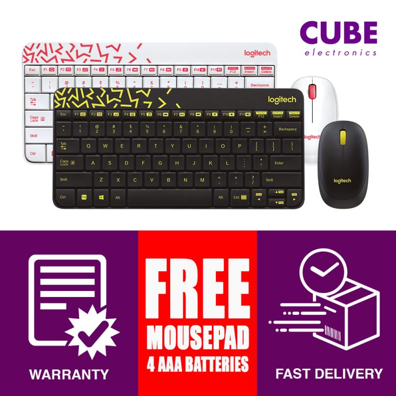Logitech MK240 Nano Compact Wireless Keyboard and Mouse Singapore