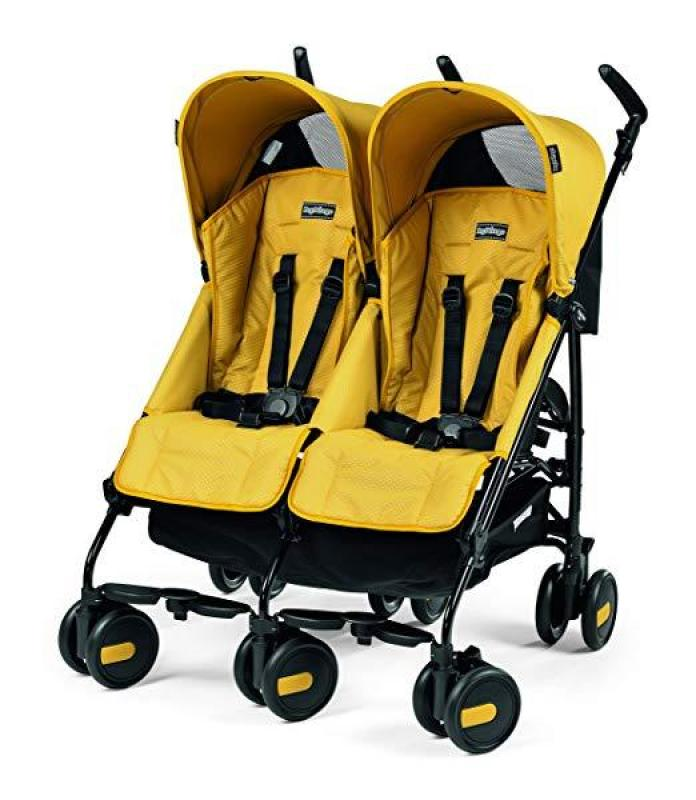 Peg Perego Pliko Mini Twin Baby Stroller Singapore