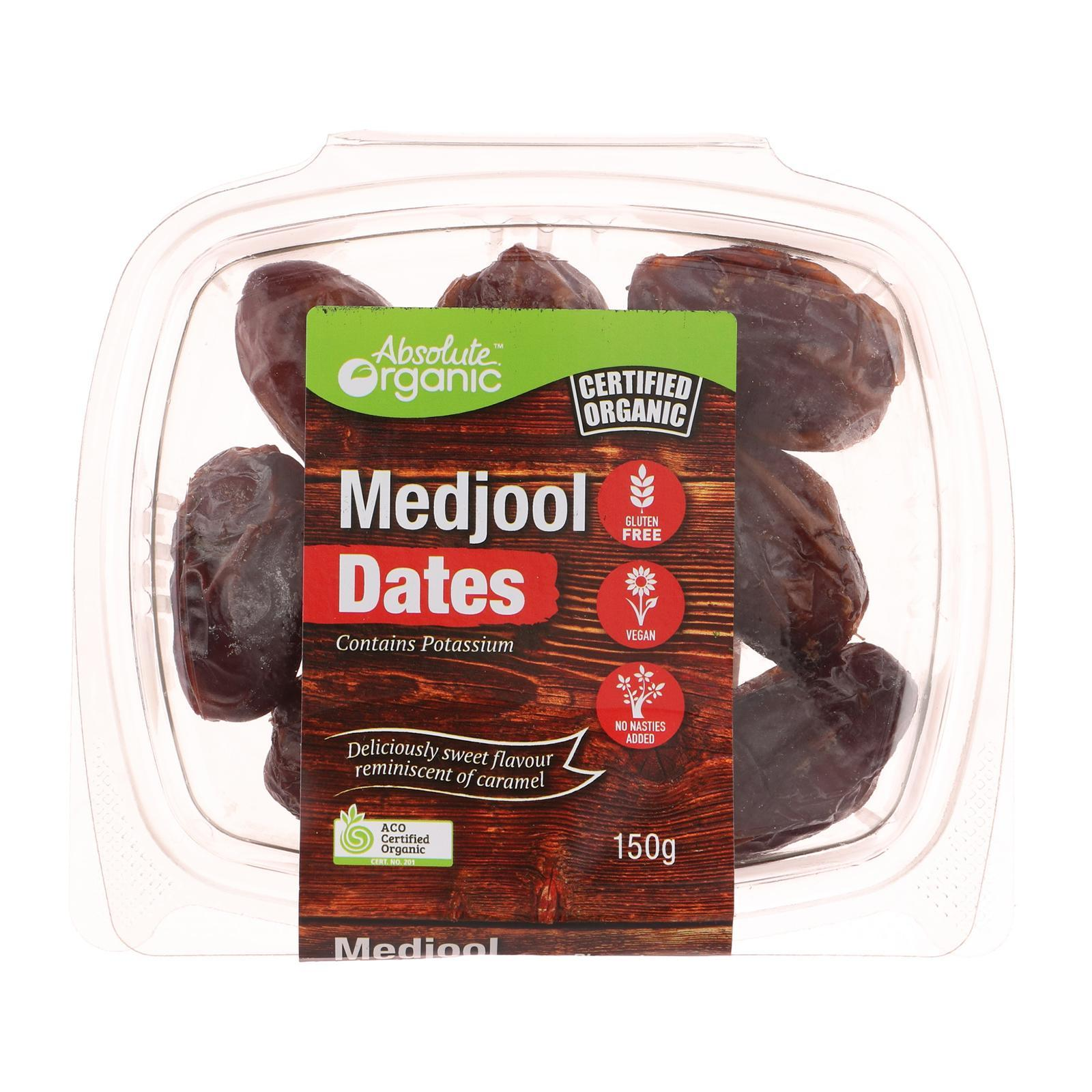 Absolute Organic Medjool Date - By Wholesome Harvest