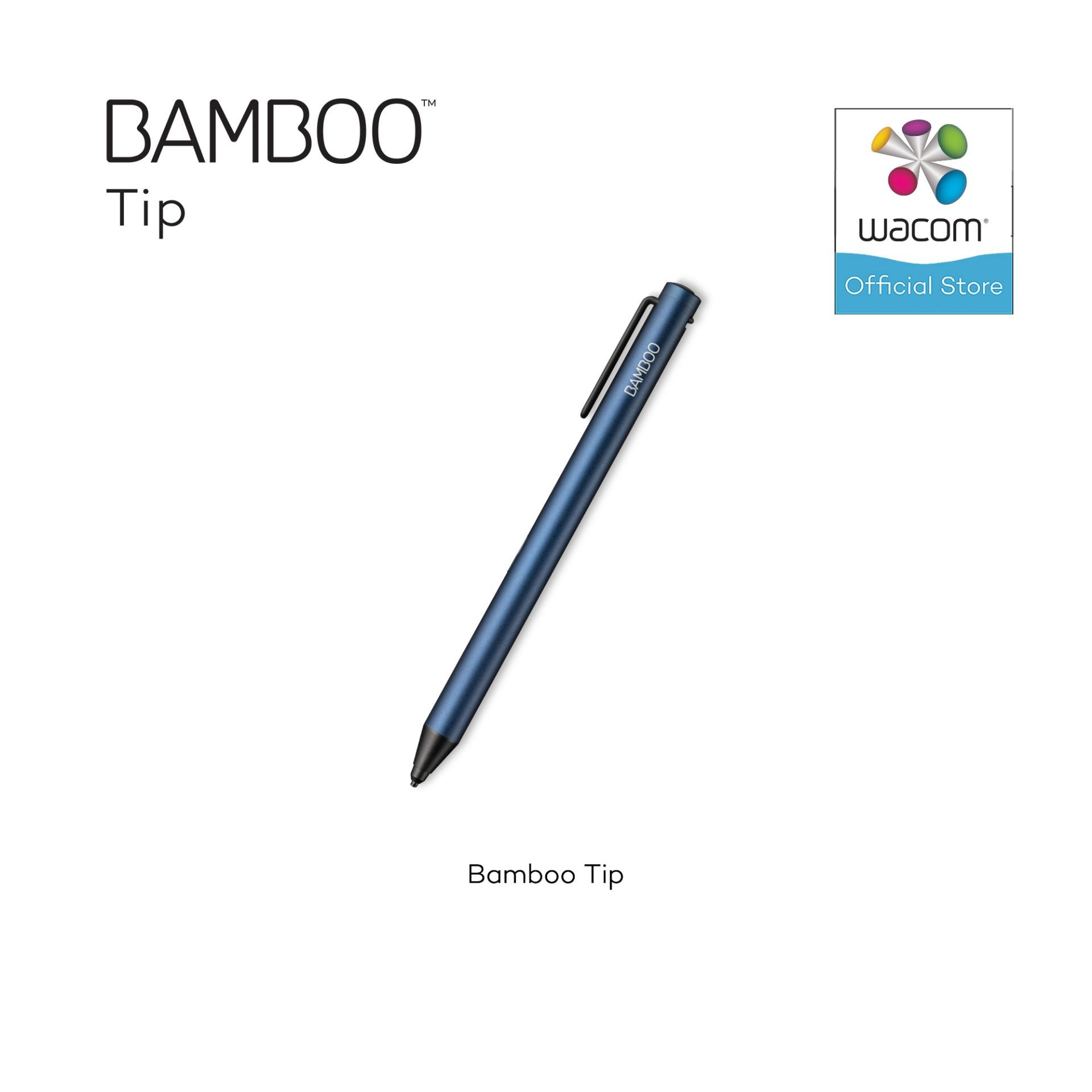Bamboo Tip Wacom Stylus (CS-710) Optimized For iOS and Android