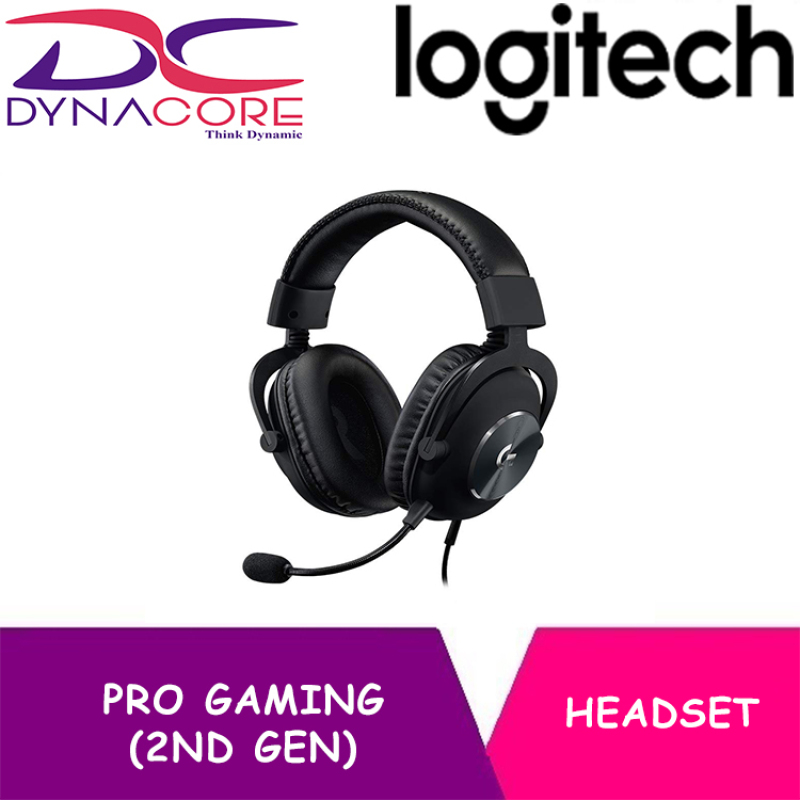 DYNACORE - LOGITECH G PRO GAMING HEADSET (2ND GEN) Singapore