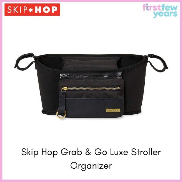 Skip Hop Grab & Go Luxe Stroller Organizer Singapore