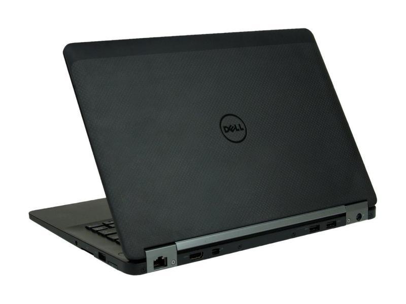 Dell E7270 i5-6th Generation  8GB DDR 4  256GB SSD  12.5    WIN10PRO  3 MONTH WARRANTY