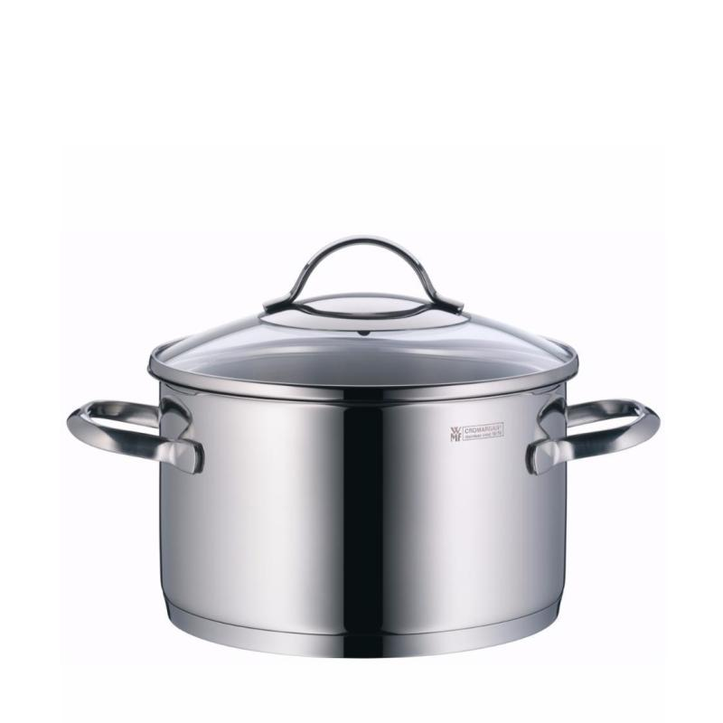 Wmf Provence Plus High Casserole with cover 20cm Singapore