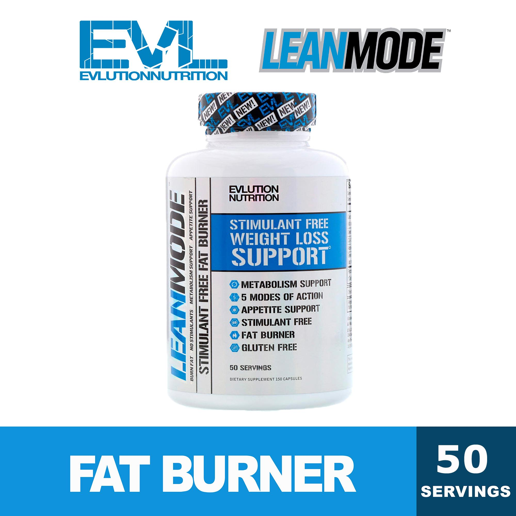 Evlution Nutrition, Lean Mode, Fat Burner & Weight Management, 150 Capsules By Hna.