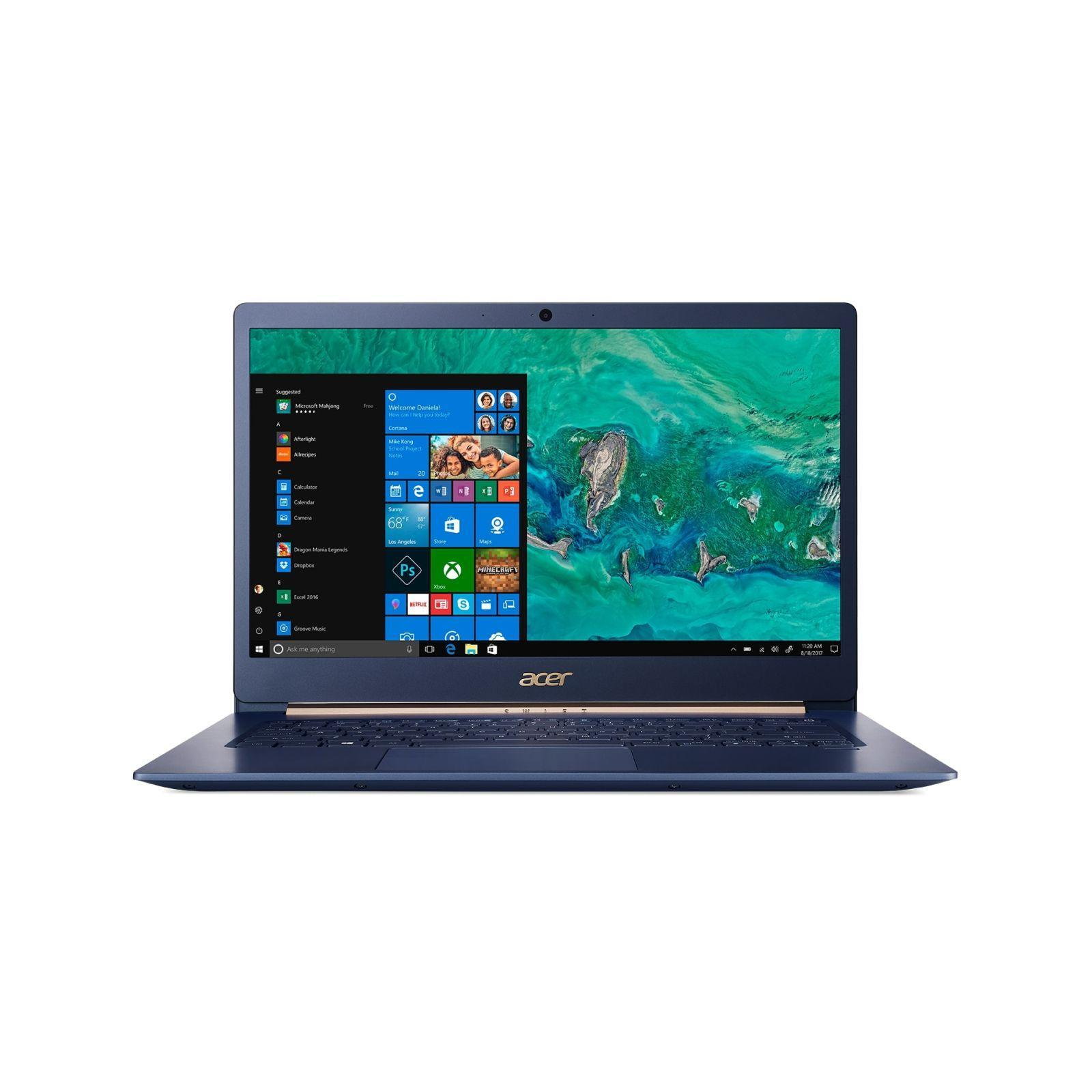 Acer SF514-53T-71X2 Swift 5 Series Laptops (Blue)