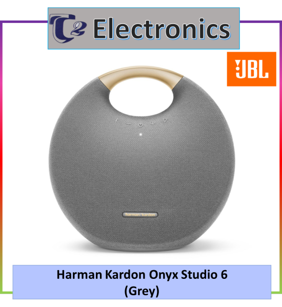 Harman Kardon Onyx Studio 6 Portable Bluetooth Speaker - T2 electronics Singapore