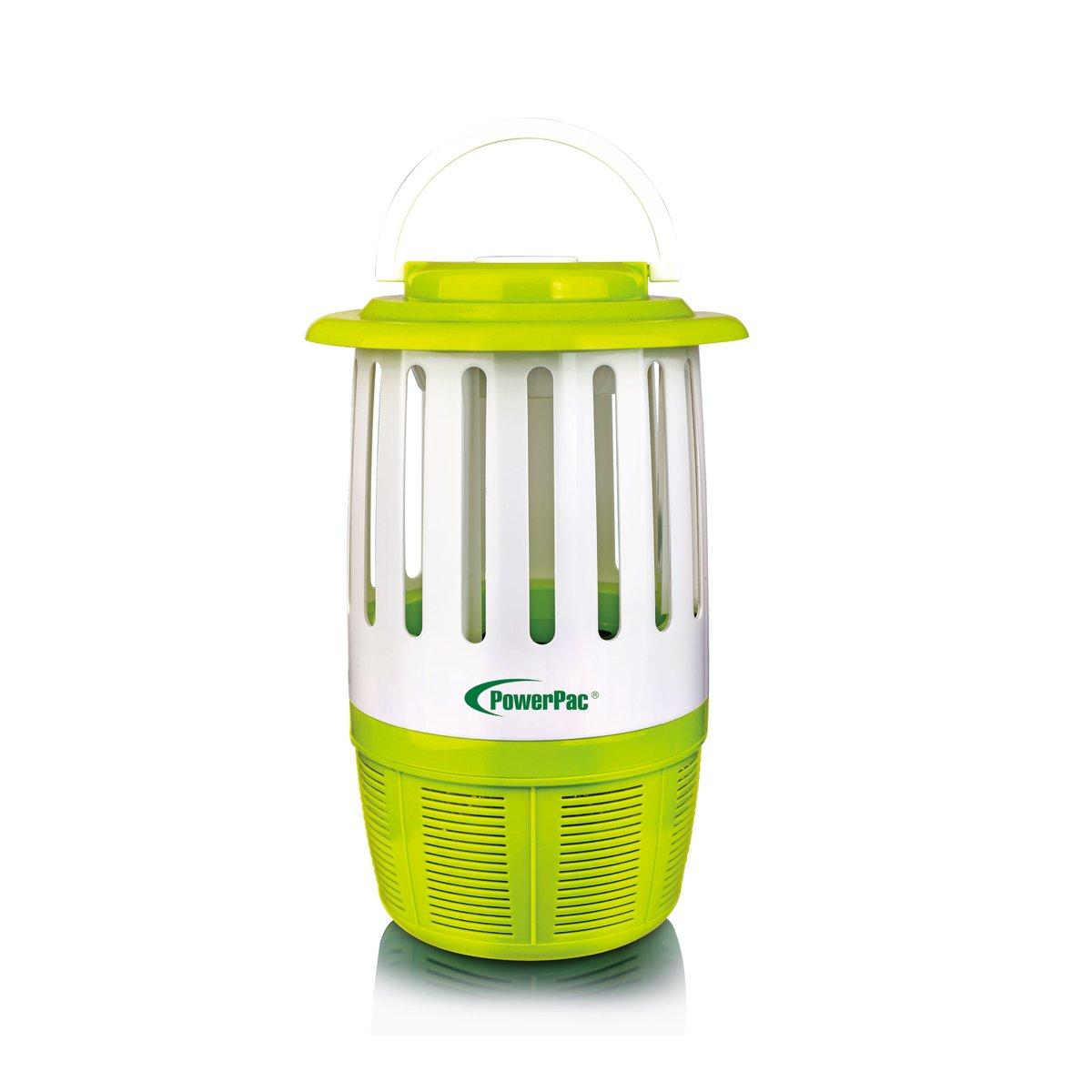 PowerPac LED Mosquito Trap Pest Repellent with Suction Fan (PP2233)