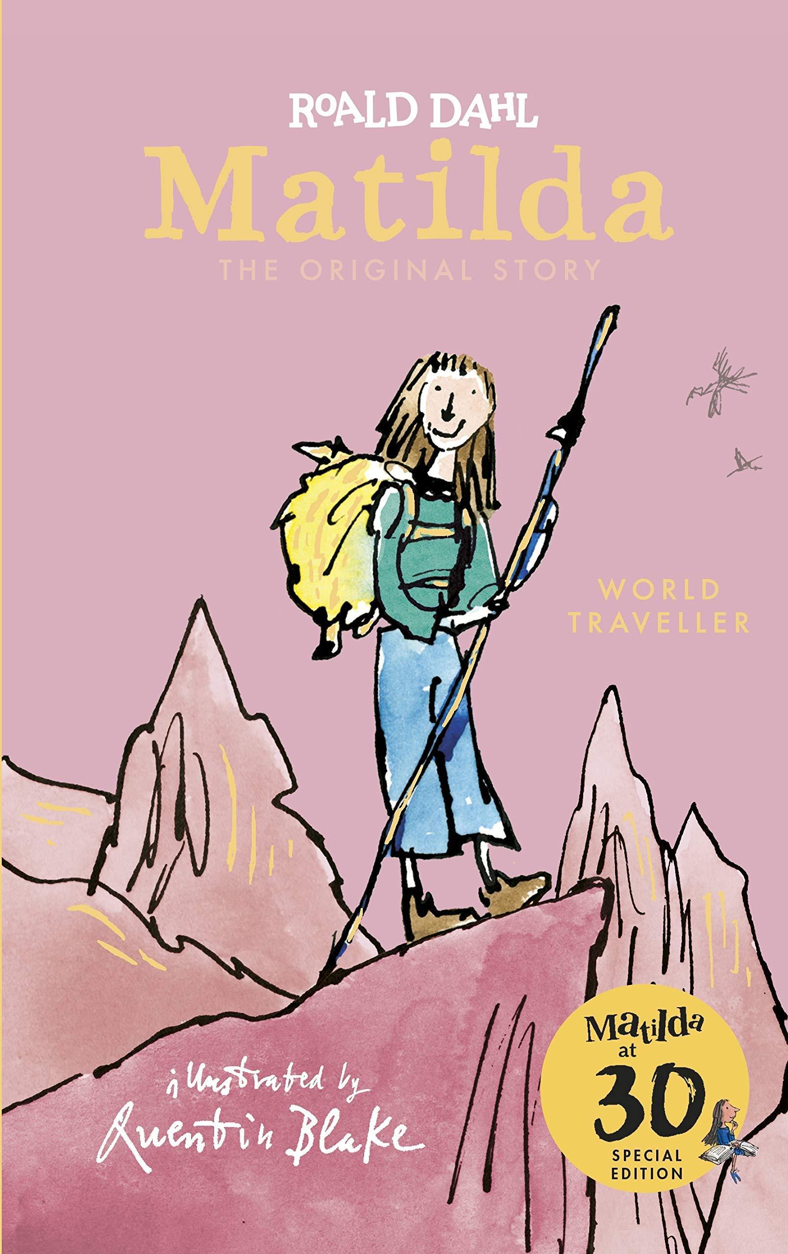 [Roald Dahl] Matilda at 30: World Traveller