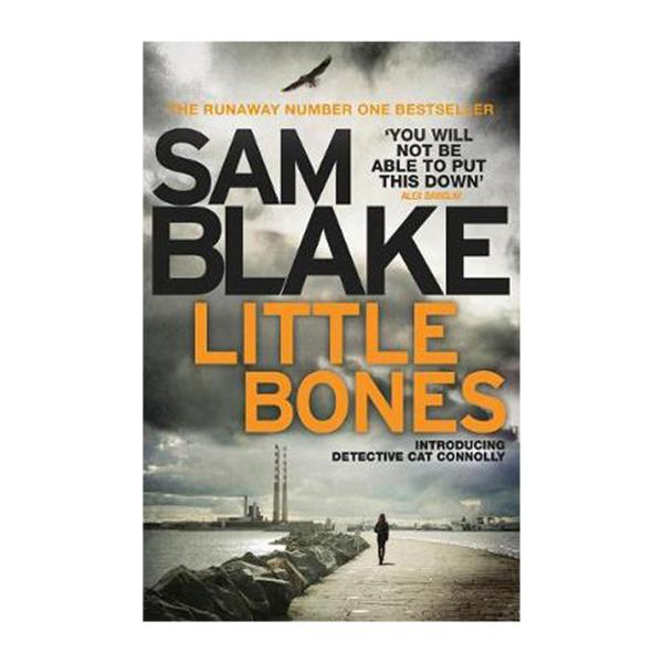 Little Bones: A Disturbing Irish Crime Thriller (Paperback)