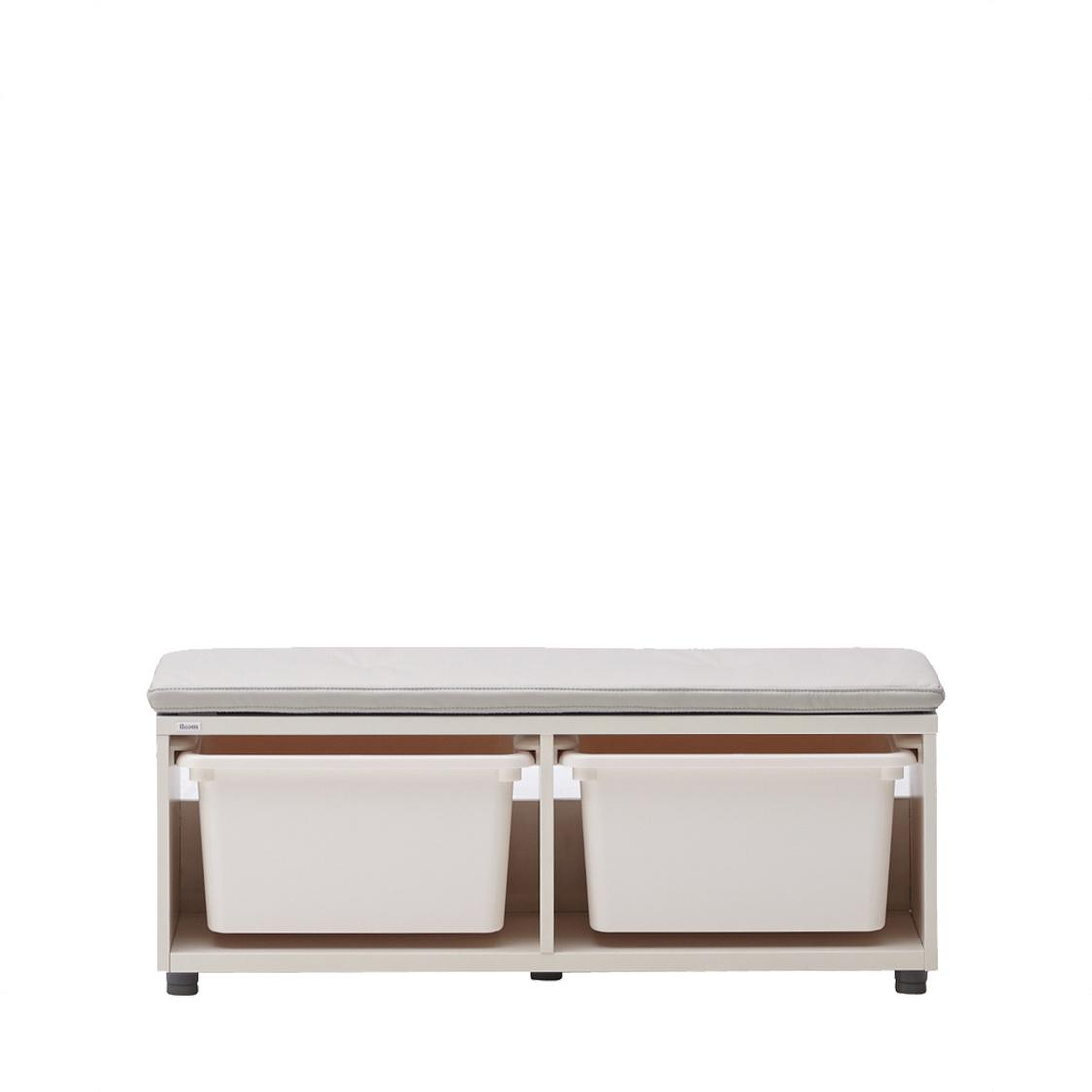 Iloom Eddi Kids 950W Bench With Storage Hsfp191-Iviv