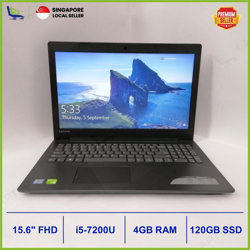 LENOVO Ideapad 320-15IKB (i5-7/4GB/120GB) [Premium Preowned] Refurbished