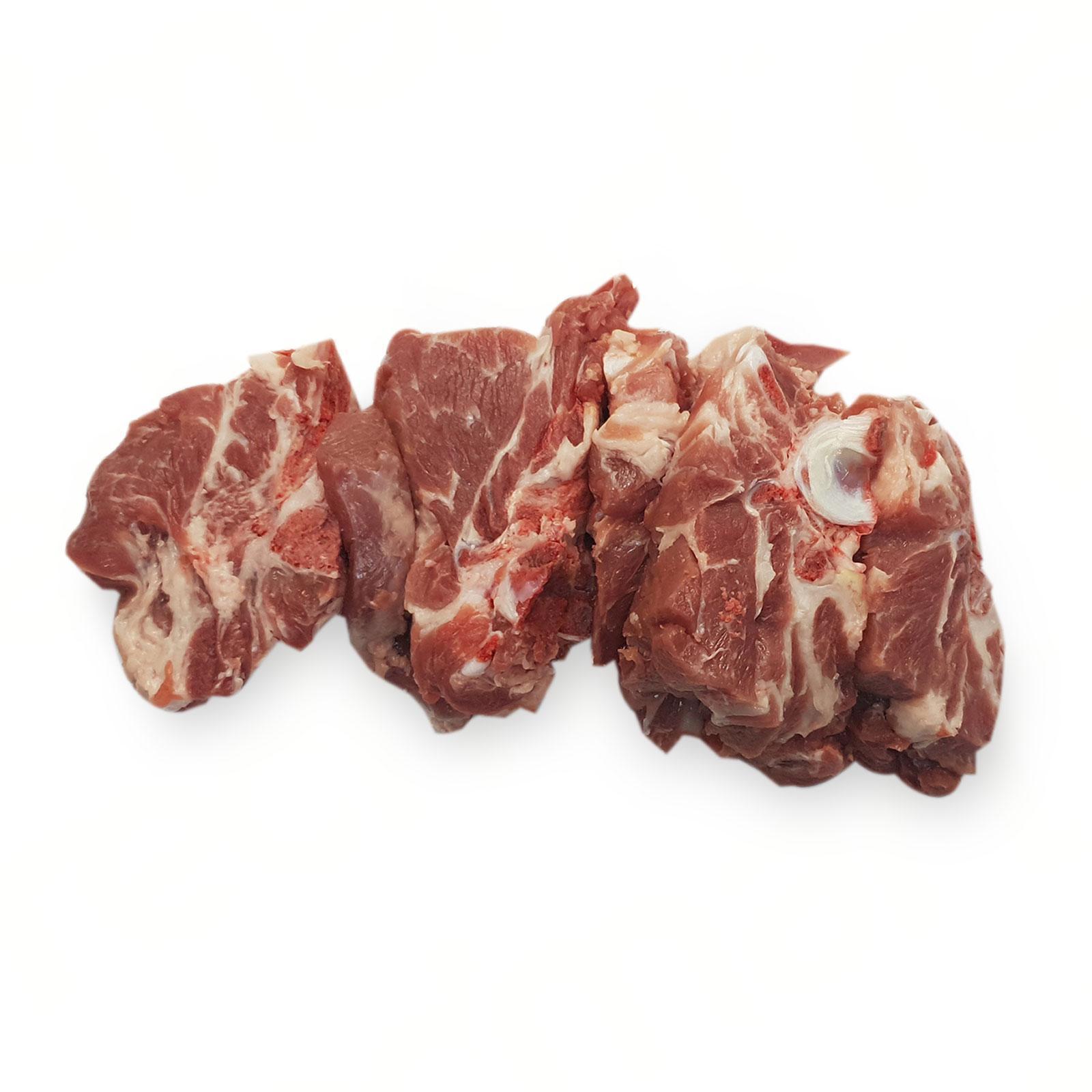 AW'S Market Pork Collar W/ Bone