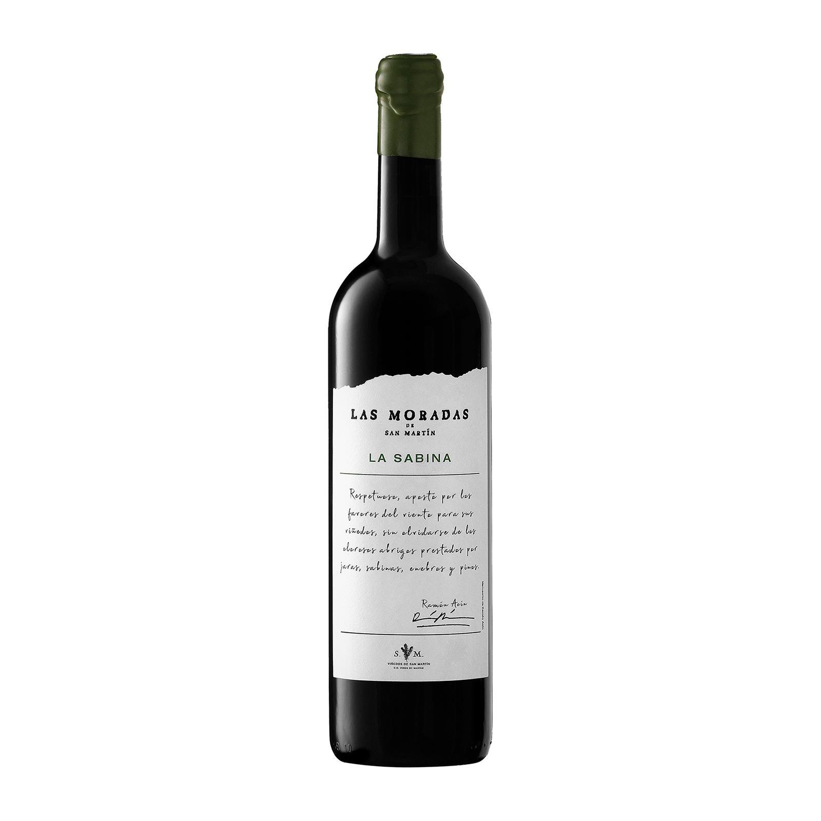 Las Moradas La Sabina 2011 Spanish Wine - By TANINOS