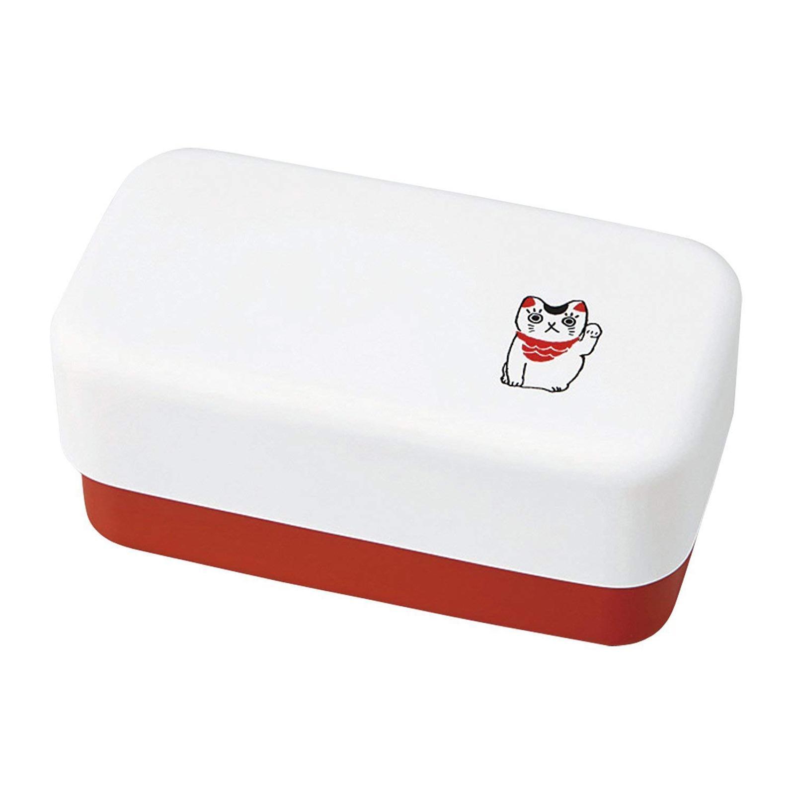 TAKENAKA Fortune Cat Bento Lunch Box