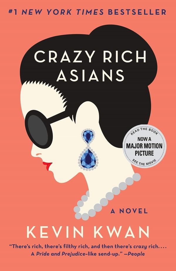 Crazy Rich Asians / English Fiction Books / (9780804171588).