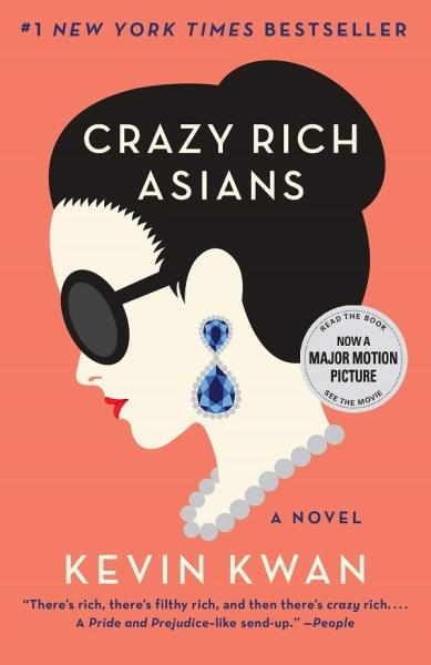 Crazy Rich Asians / English Fiction Books / (9780804171588)