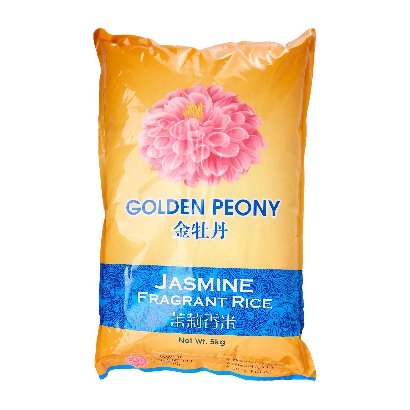 G/Peony Jasmine Fragrant Rice 5KG