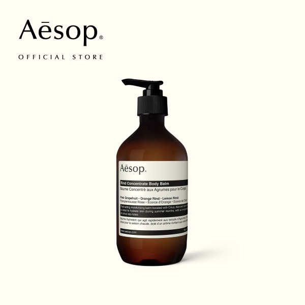 Buy Aesop Rind Concentrate Body Balm 500mL Singapore