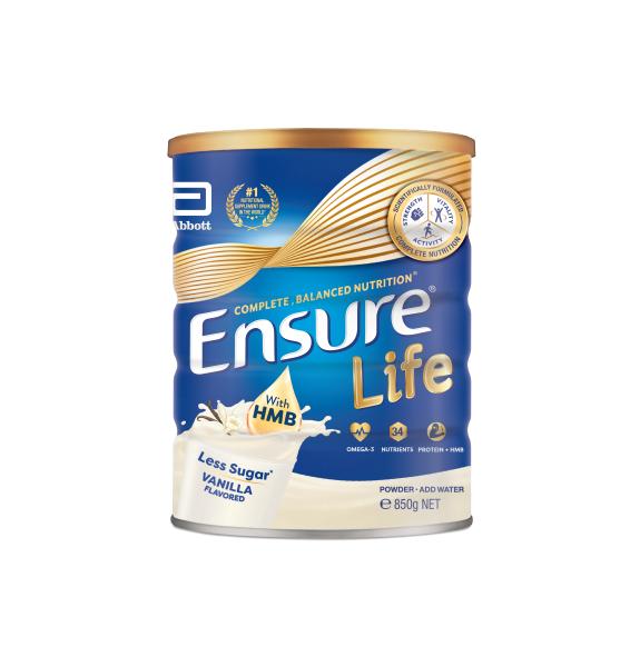Buy ENSURE LIFE VANILLA (850G) Singapore