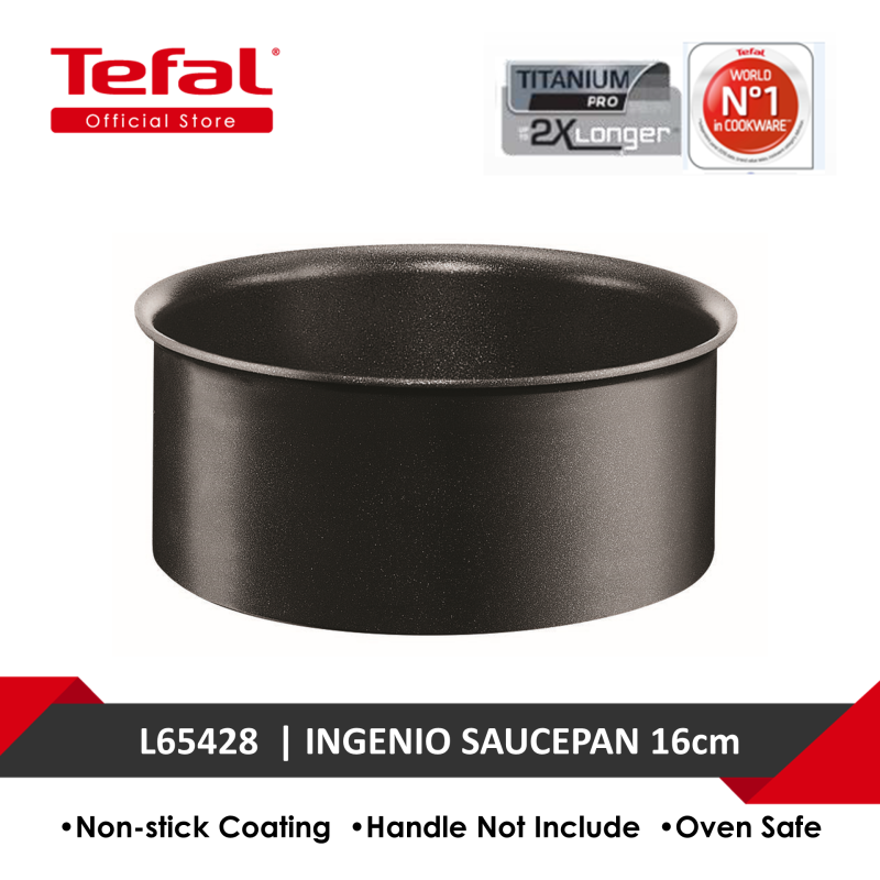 Tefal Ingenio Performance Saucepan 16cm L65428 Singapore