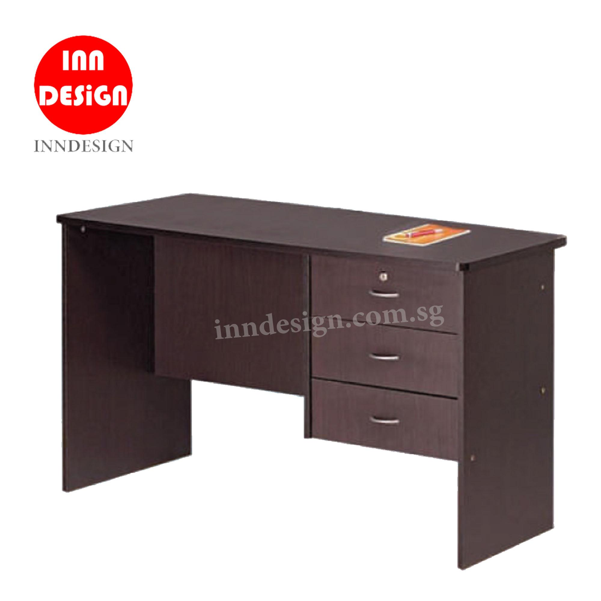 JJ 4ft Study Table / Office Table (Free Delivery and Installation)