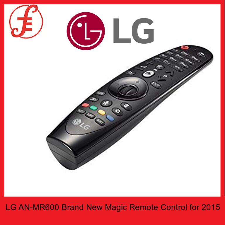 Lg An-Mr650 Magic Remote Control With Voice For Select 2016 Smart Tvs (an-Mr650) By Fepl.