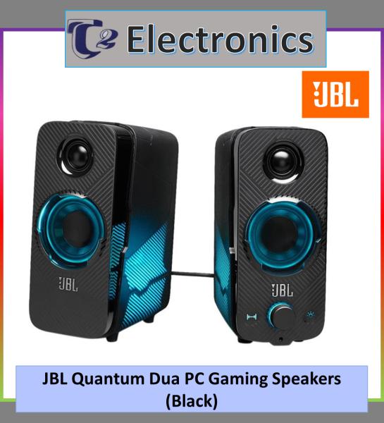 JBL Quantum DUA PC Gaming Speakers - T2 electronics