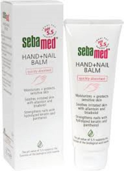 Buy Sebamed Hand and Nail Balm - 75 ml Singapore