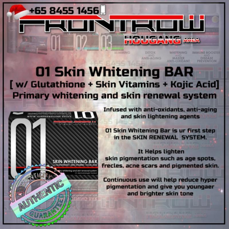 Buy Luxxe Soap Bar (01 SKIN WHITENING BAR) Singapore