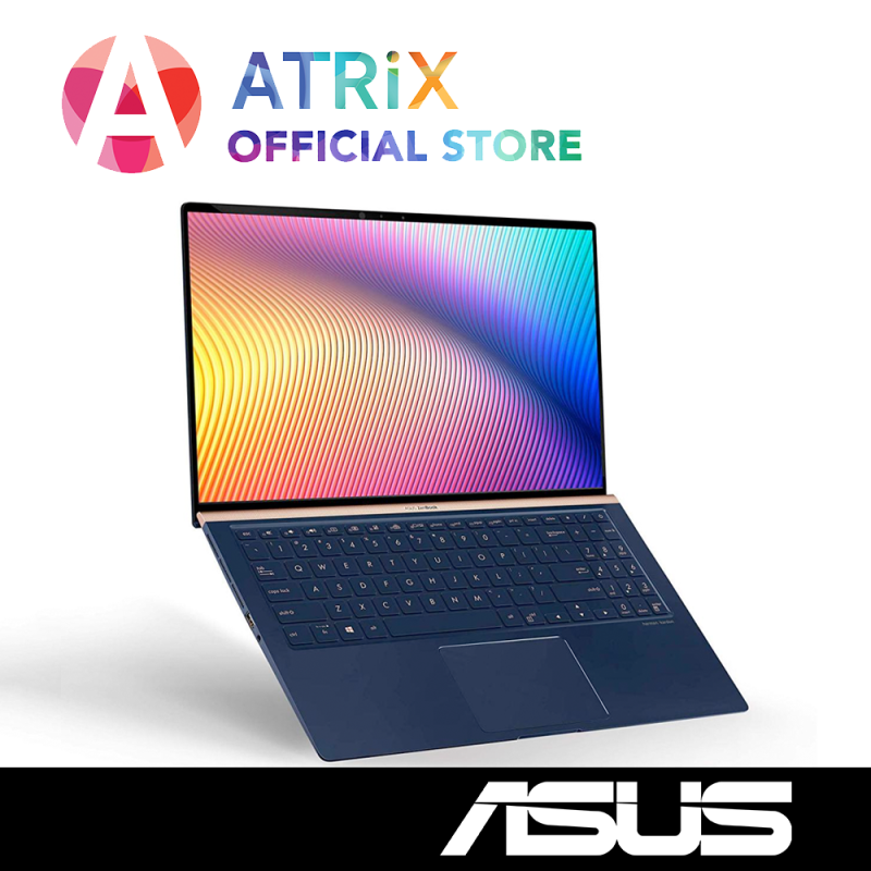【Same Day Delivery】ASUS Zenbook UX533FTC-A8304T Zenbook 15 2020 model | 15.6 FHD | i7-10510U | 16GB RAM | 1TB PCIe SSD | GTX1650-4GB | Win10 Home | 2Yr ASUS International Warranty