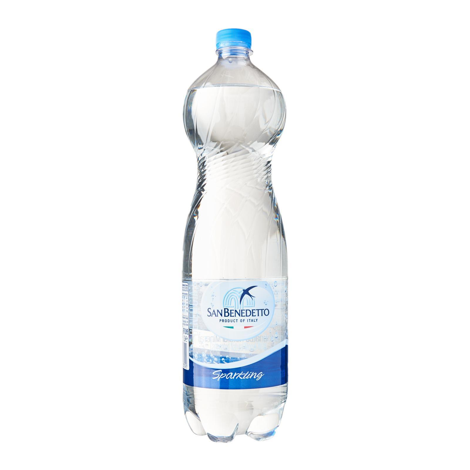 San Benedetto Sparkling Mineral Water By Redmart.