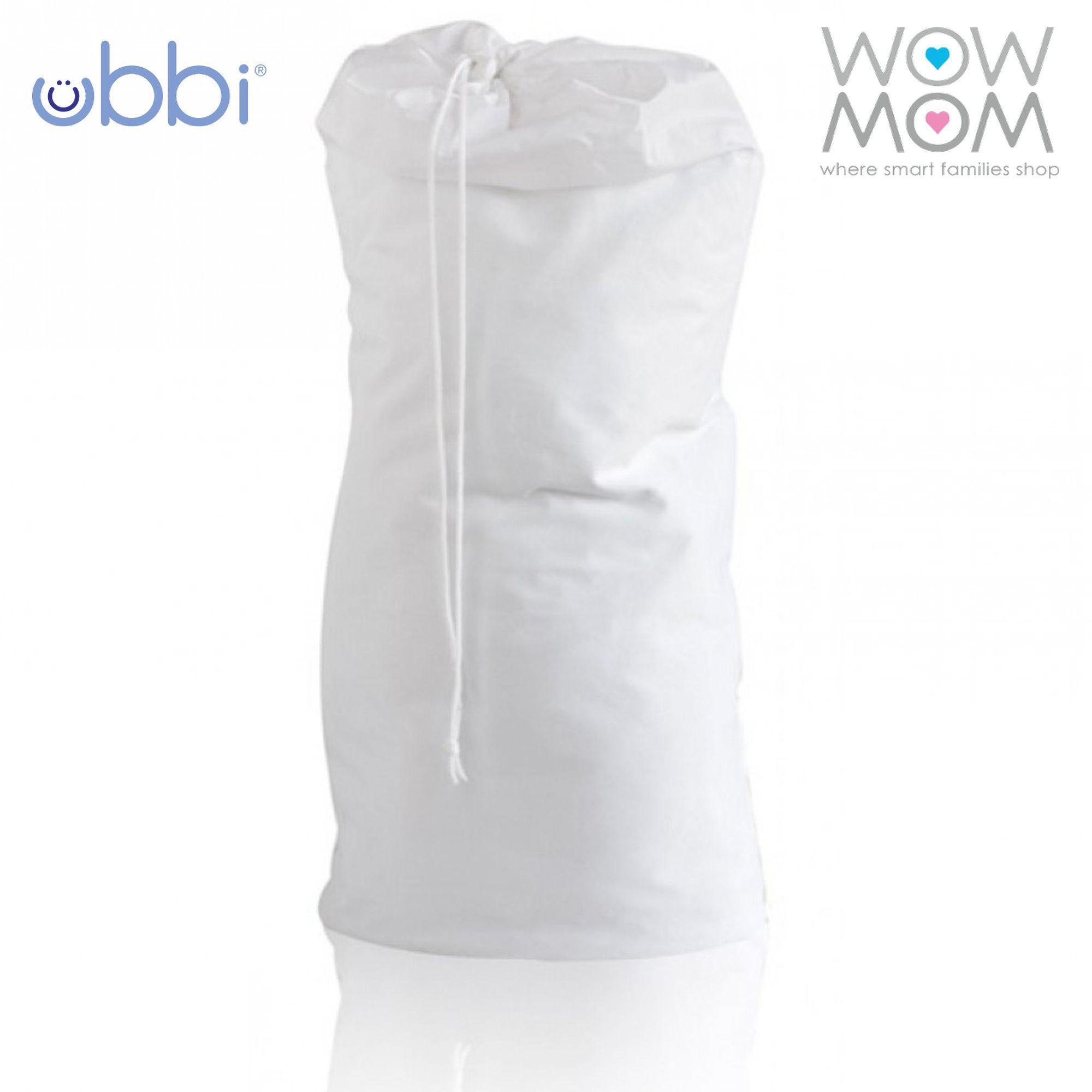 Ubbi Nappy Bin Cloth Liner (26.4l) - 2 Pcs By Wowmom.