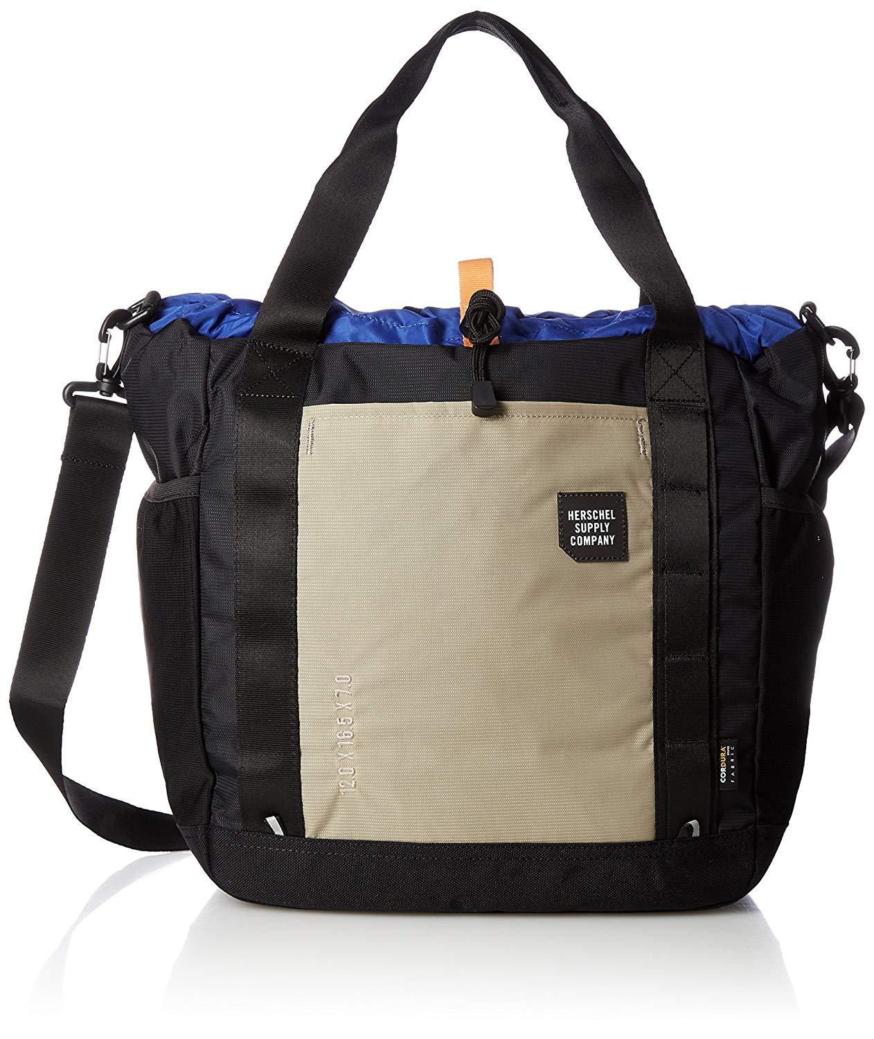 768c51cce9 Herschel Supply Co. Barnes Trail Tote Bag 2 Way Hand bag Crossbody Bag  Business Bag