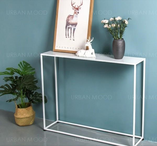 GENESIS Minimalist Geometric Wire Display Stand