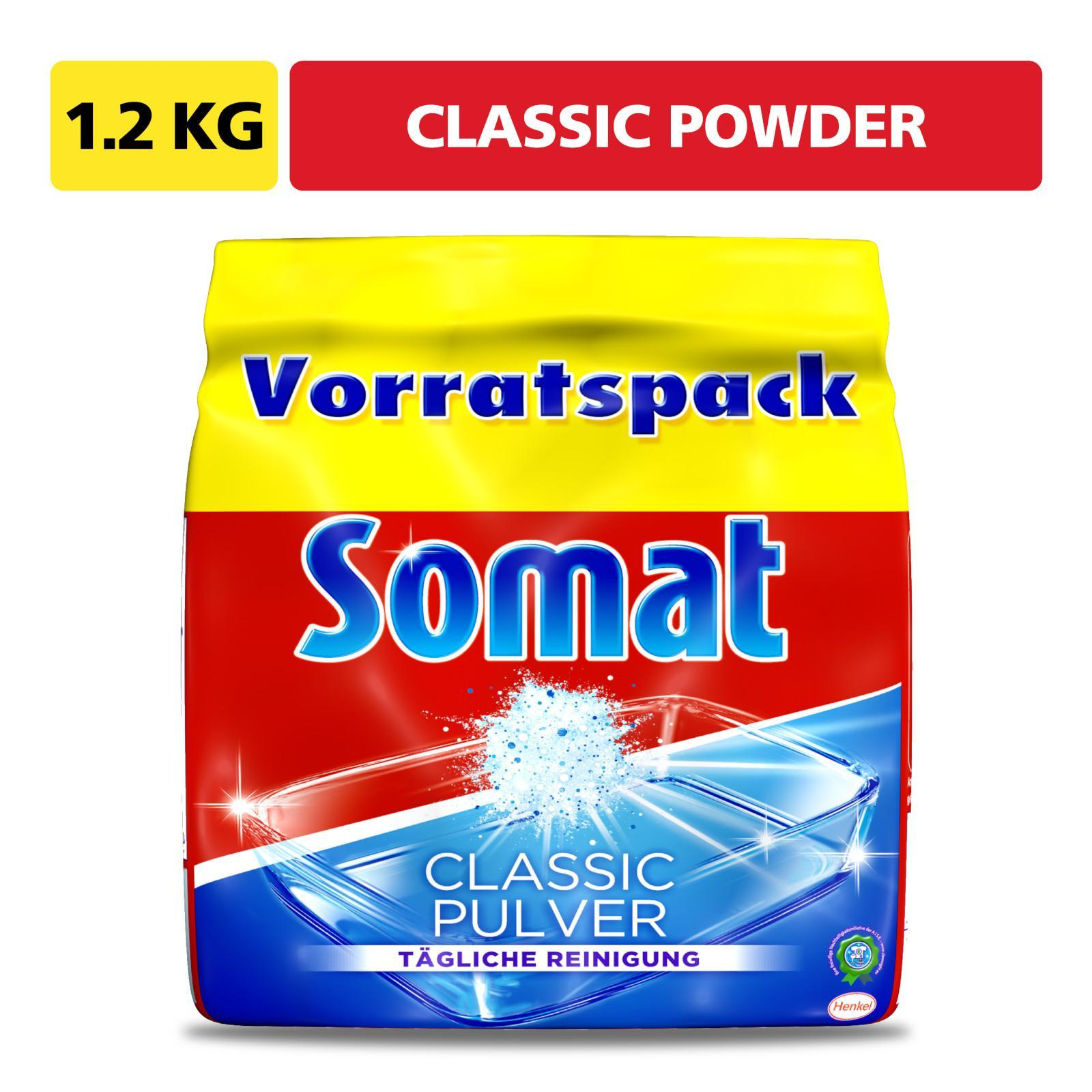 Somat Classic Dishwasher Powder