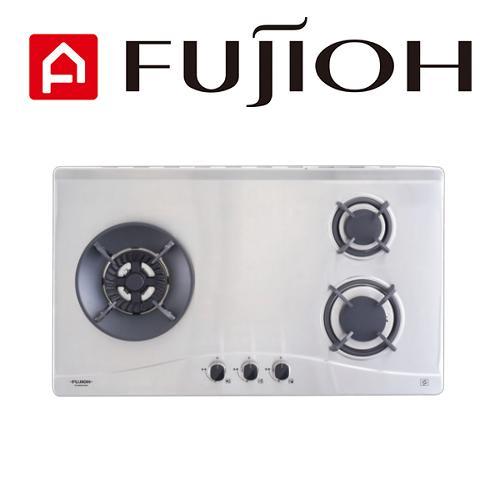 FUJIOH FH-GS5030 SVSS 3 BURNER STAINLESS STEEL HOB