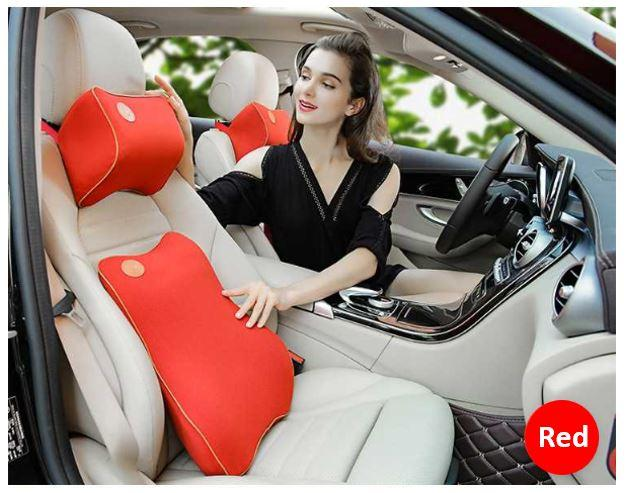 Memory Foam 3D Car Seat Cushion