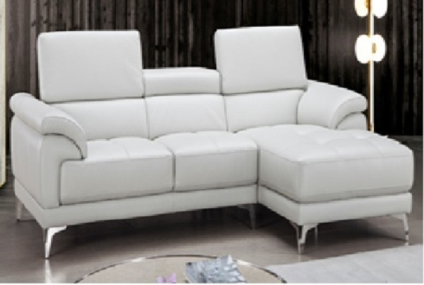 Gemini SFFL866 QX Full Leather 2 Seaters + Chaise
