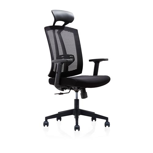 High End Professional Office Chair with HeadRest Singapore